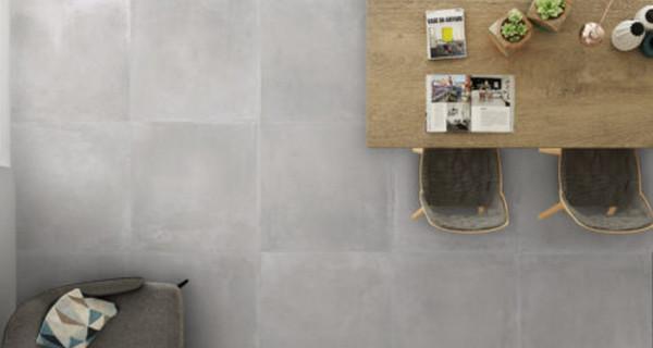 Carrelage 60x60 gris clair