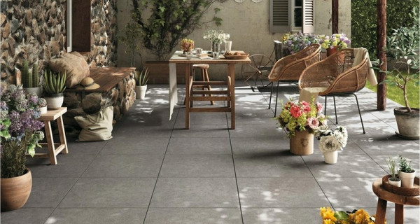 Carrelage Basic Grey