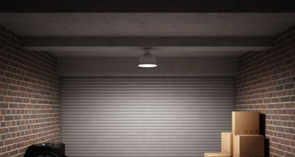 Carrelage garage cave 45x45 effet béton