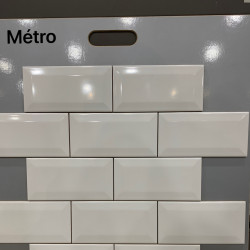 Carrelage metro liege