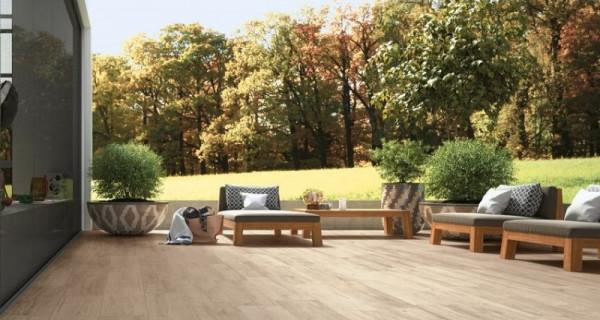 Carrelage parquet bois extérieur CF34
