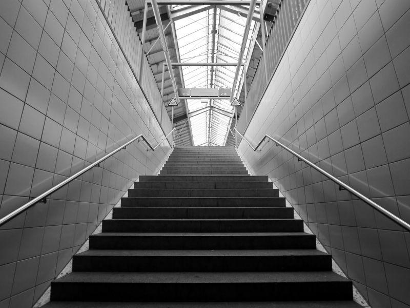 Carrelages métro - Station de métro